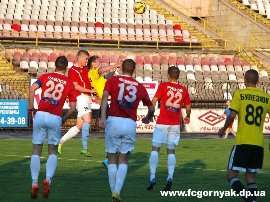 Впервые выступая в Первой лиге, криворожский клуб «Горняк» вошел в десятку сильнейших команд (ФОТО), фото-6