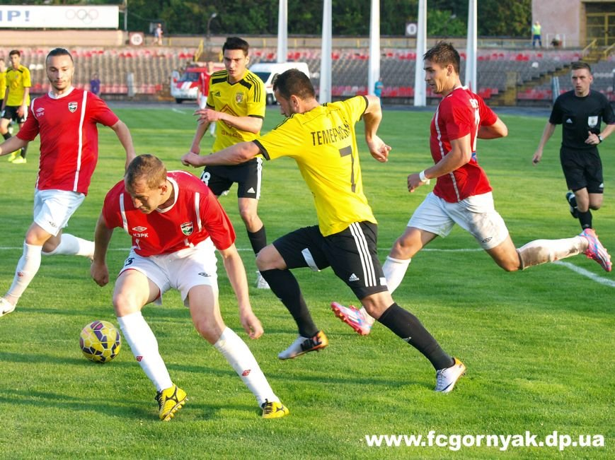 Впервые выступая в Первой лиге, криворожский клуб «Горняк» вошел в десятку сильнейших команд (ФОТО), фото-10
