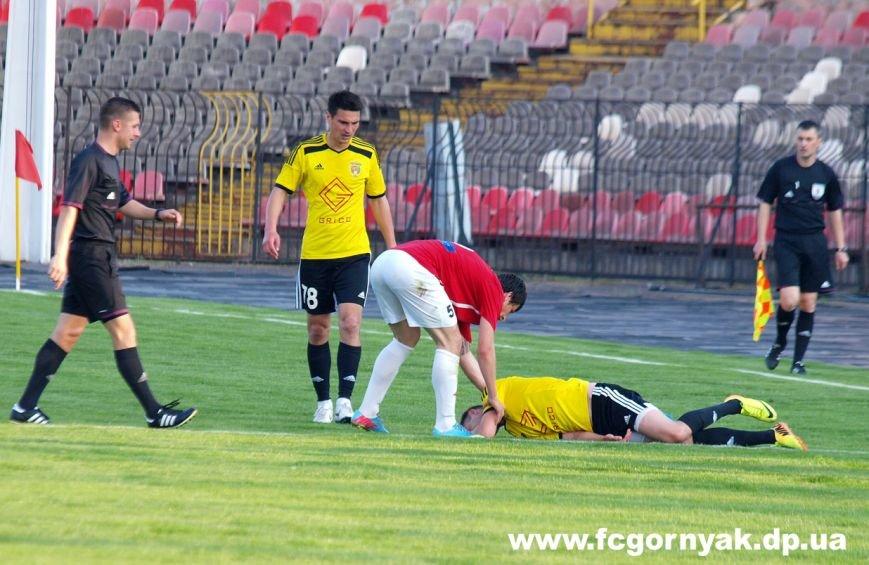 Впервые выступая в Первой лиге, криворожский клуб «Горняк» вошел в десятку сильнейших команд (ФОТО), фото-13