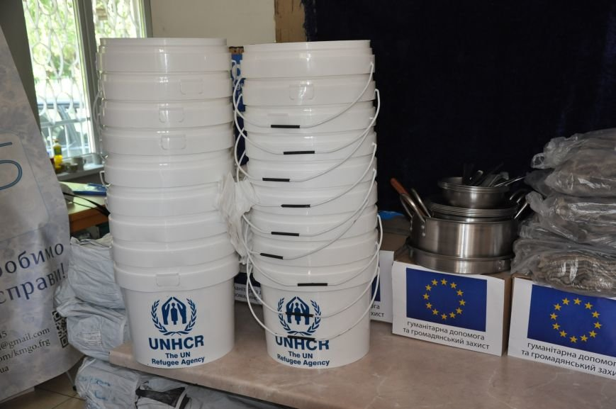 В Краматорск прибыла гуманитарная помощь ООН, фото-6