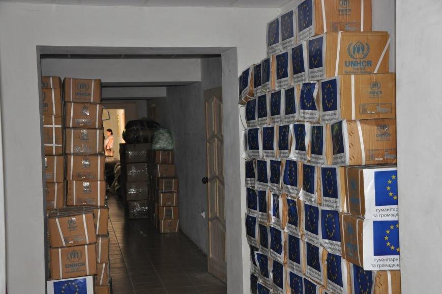В Краматорск прибыла гуманитарная помощь ООН, фото-13