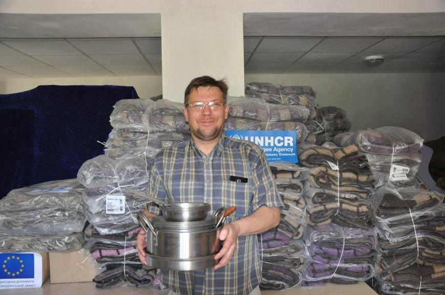 В Краматорск прибыла гуманитарная помощь ООН, фото-10