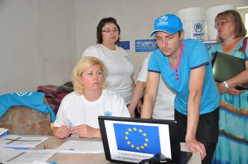 В Краматорск прибыла гуманитарная помощь ООН, фото-1