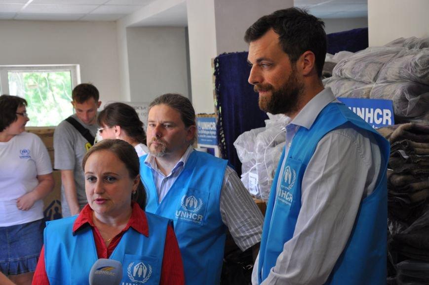 В Краматорск прибыла гуманитарная помощь ООН, фото-2