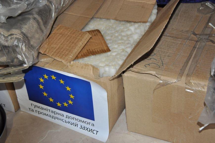 В Краматорск прибыла гуманитарная помощь ООН, фото-8