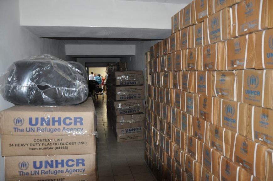 В Краматорск прибыла гуманитарная помощь ООН, фото-12
