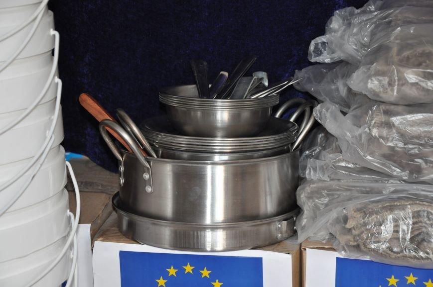 В Краматорск прибыла гуманитарная помощь ООН, фото-5