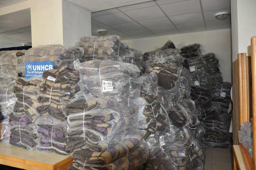 В Краматорск прибыла гуманитарная помощь ООН, фото-11