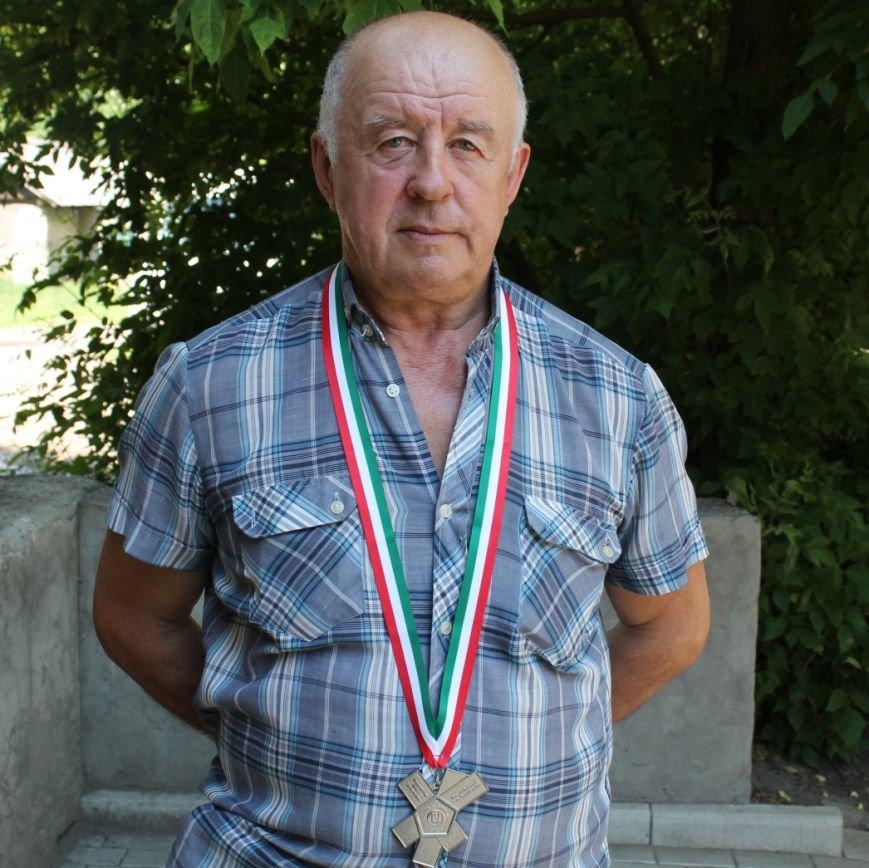 В здоровом теле - здоровый дух: 66-летний славянец завоевал серебро на чемпионате Европы по дзюдо среди ветеранов (фото) - фото 1