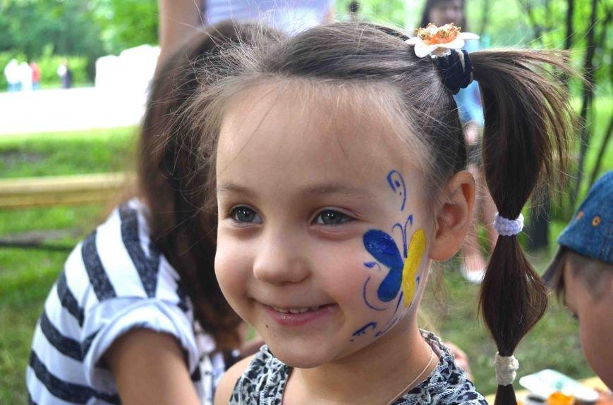 В Запорожье на день Дубовая роща превратилась в «территорию детства» (ФОТОРЕПОРТАЖ), фото-2
