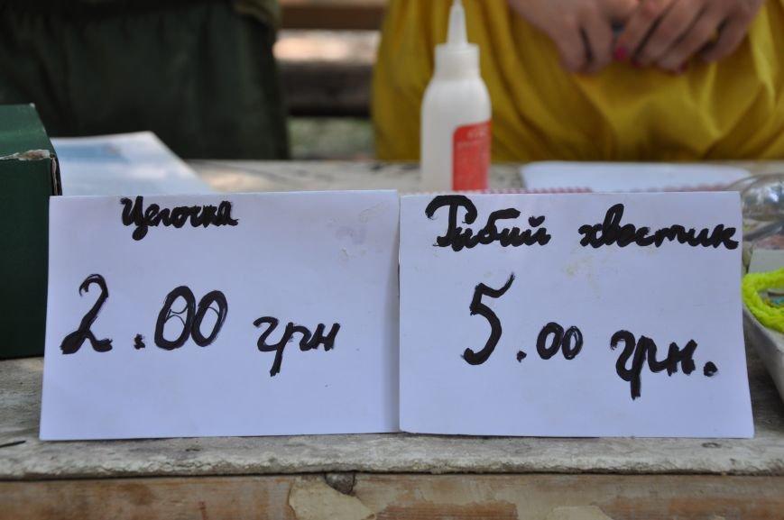 В Краматорске появился детский магазин фенечек, фото-4
