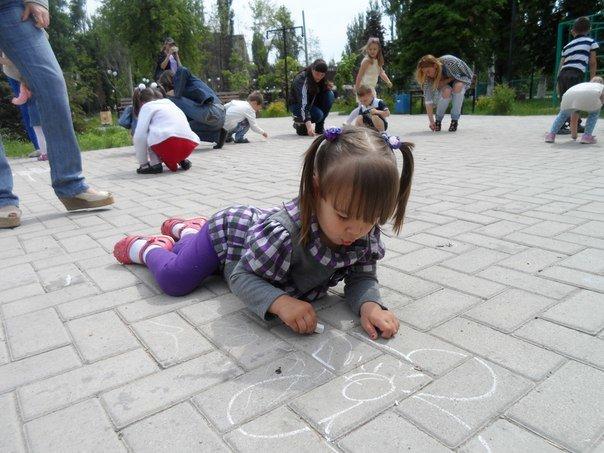 Коксохимики устроили для маленьких авдеевцев праздник (ФОТО) (фото) - фото 1