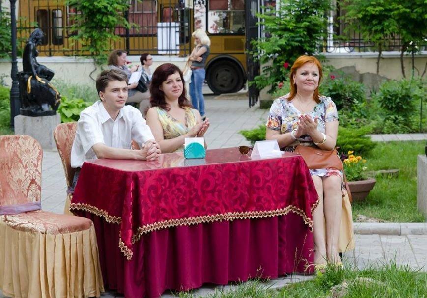 Николаевская филармония дает концерты под открытым небом (фото) - фото 5