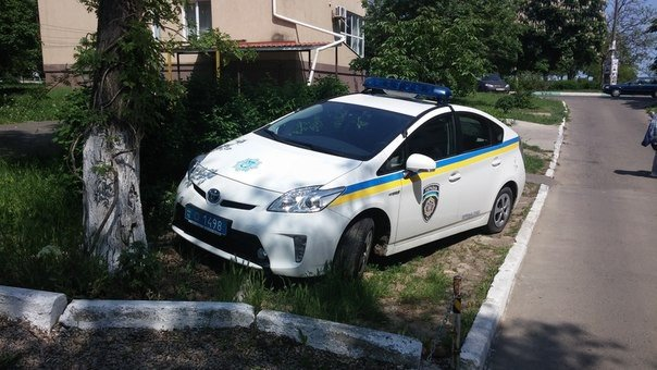 Одесский милиционер уволился после публикации в СМИ (ФОТО) (фото) - фото 1