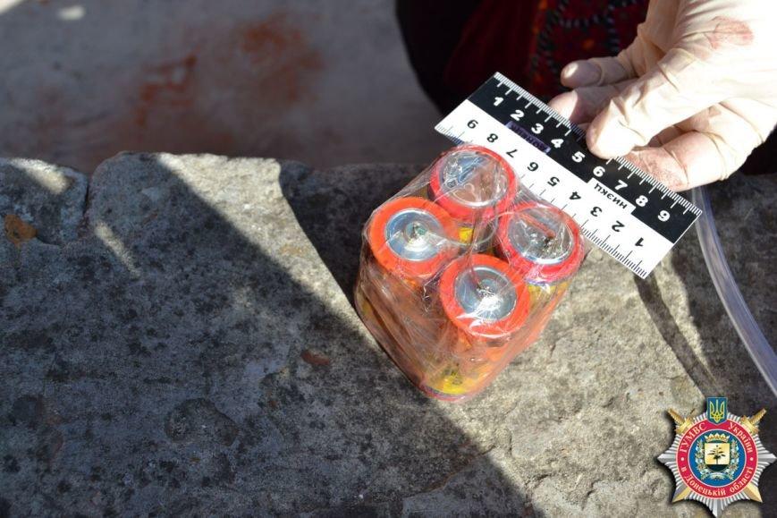 В Красноармейске пытались взломать банкомат с помощью взрыва (фото) - фото 2