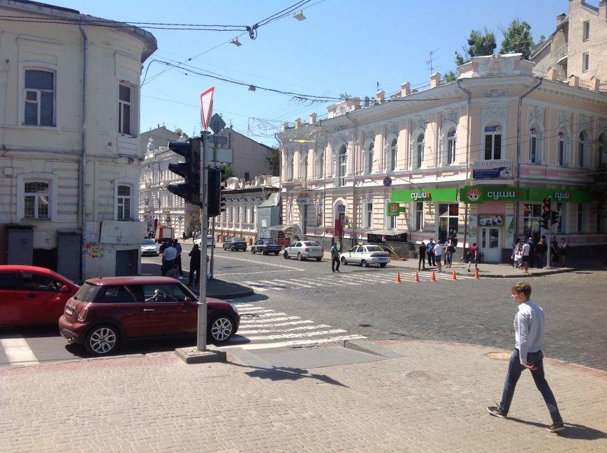 В центре Харькова заминировали кафе (ФОТОФАКТ), фото-1