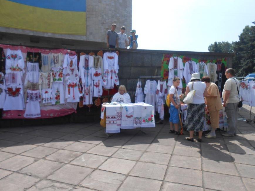 В Днепродзержинске стартовал Мамай-Fest (фото) - фото 2