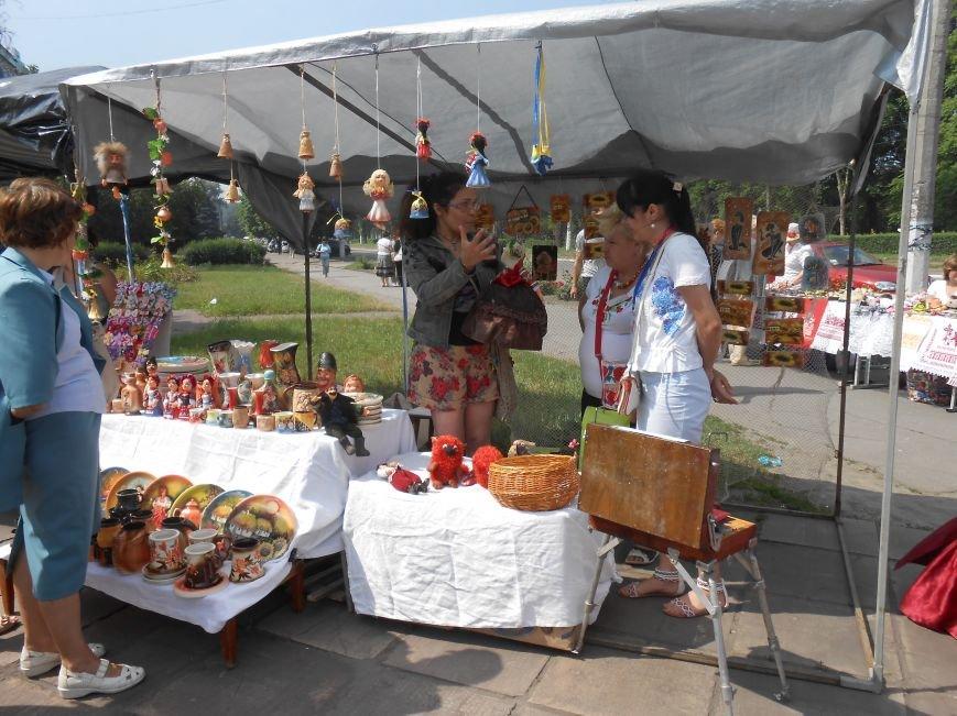 В Днепродзержинске стартовал Мамай-Fest (фото) - фото 1