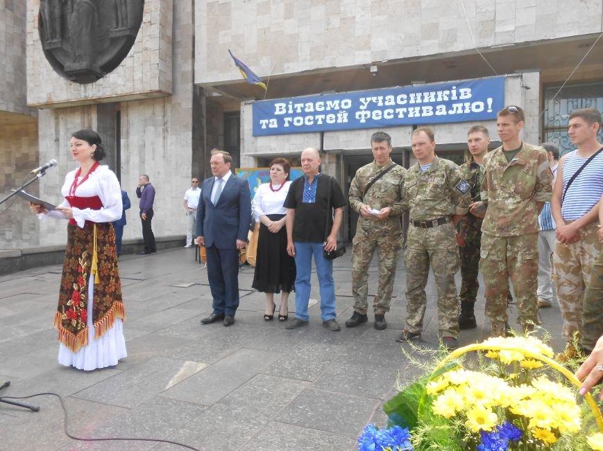 В Днепродзержинске стартовал Мамай-Fest (фото) - фото 4
