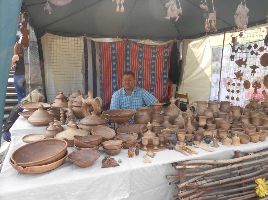 В Днепродзержинске стартовал Мамай-Fest (фото) - фото 3
