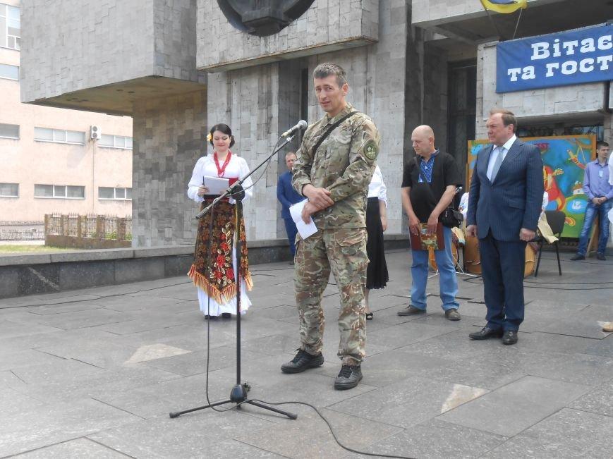 В Днепродзержинске стартовал Мамай-Fest (фото) - фото 7