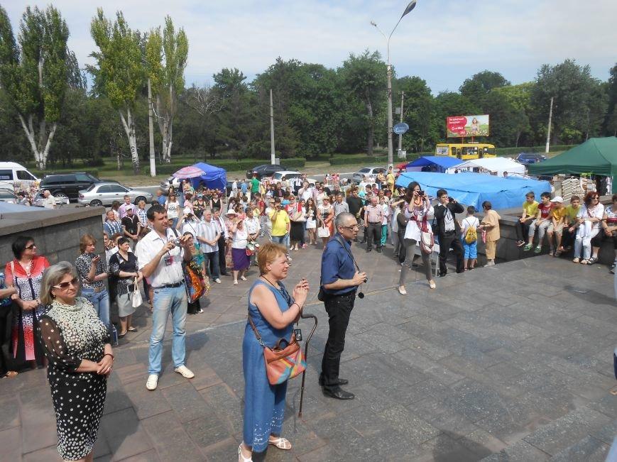В Днепродзержинске стартовал Мамай-Fest (фото) - фото 6