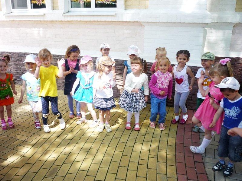 День защиты детей в Лабинском ЦДТ (фото) - фото 1