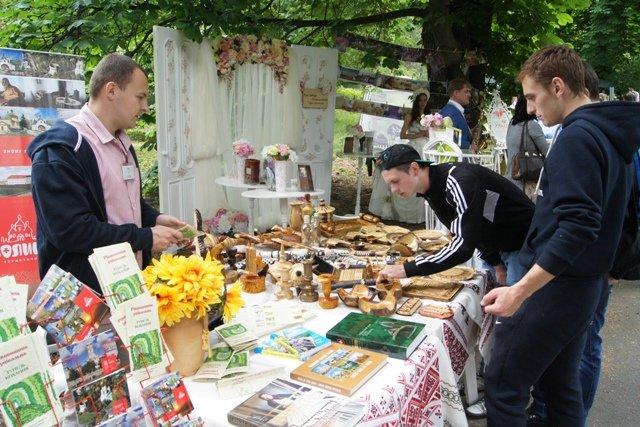Експозиція Рівненщини отримала визнання на столичному фестивалі (фото) - фото 2