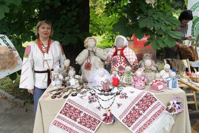 Експозиція Рівненщини отримала визнання на столичному фестивалі (фото) - фото 3