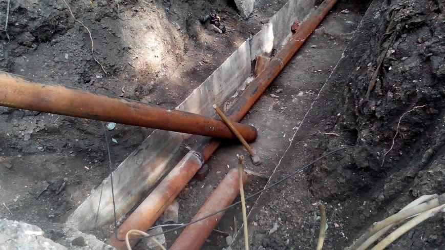 Димитровтеплосеть ремонтирует котлы и меняет теплотрассы, фото-4