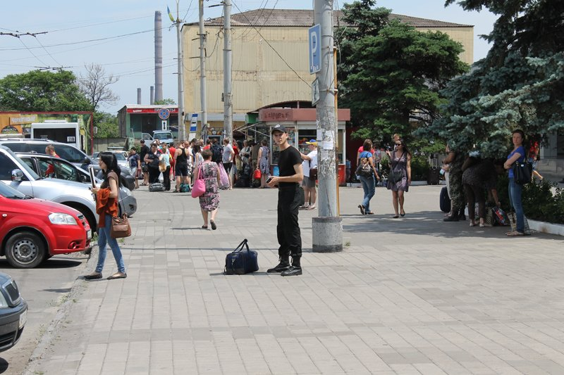 В Мариуполь прибыл первый поезд из Львова (ФОТО) (фото) - фото 2