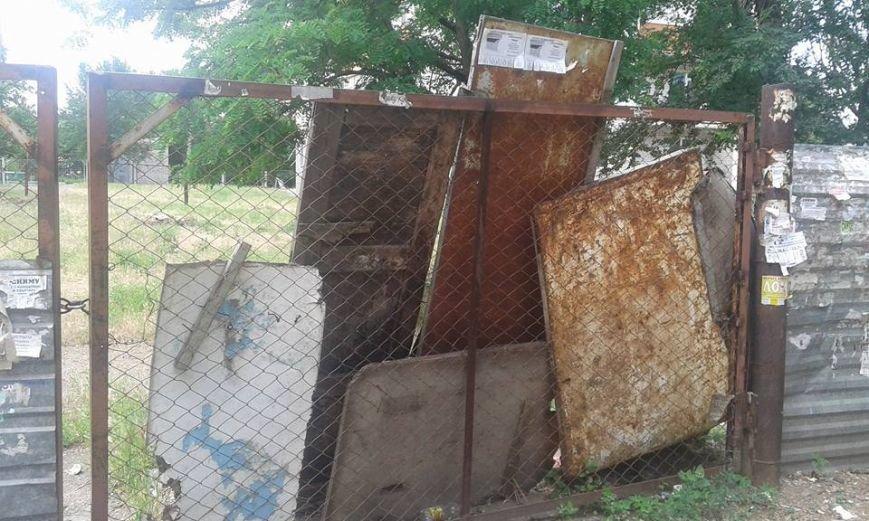 Снос по-николаевски: недовольные горожане возьмут забор штурмом, фото-2