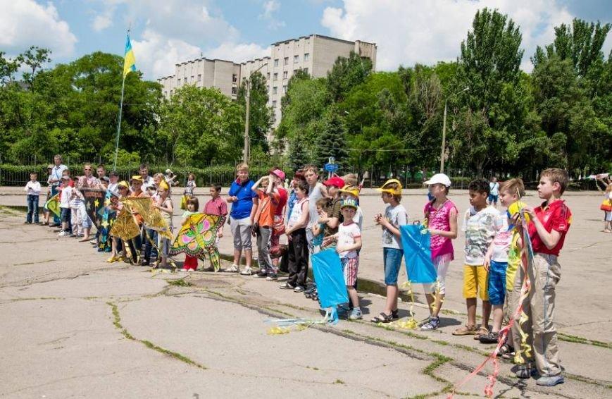 Бердянцы участвовали в Фестивале воздушных змеев, фото-2