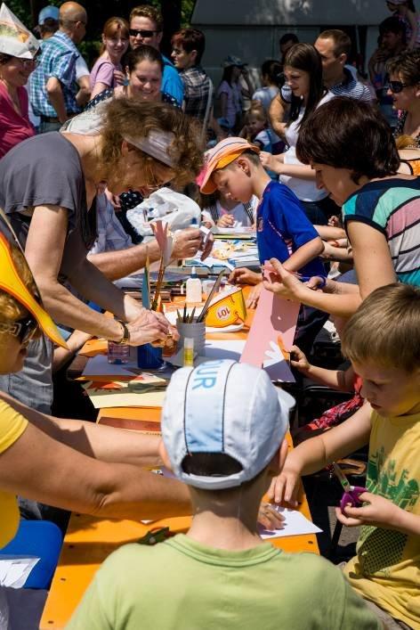 Бердянцы участвовали в Фестивале воздушных змеев (фото) - фото 2