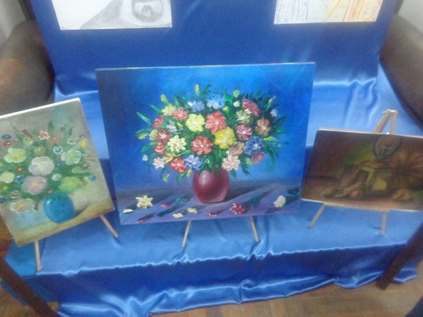 Талантливый Красноармейск: в историческом музее прошло открытие выставки работ художницы Алины Ревы (фото) - фото 4