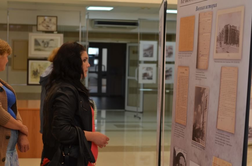 В Симферополе показали уникальные фотографии и документы из государственных архивов и музеев Санкт-Петербурга (ФОТО), фото-1