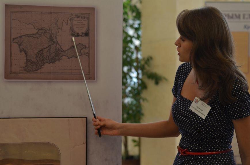В Симферополе показали уникальные фотографии и документы из государственных архивов и музеев Санкт-Петербурга (ФОТО), фото-14