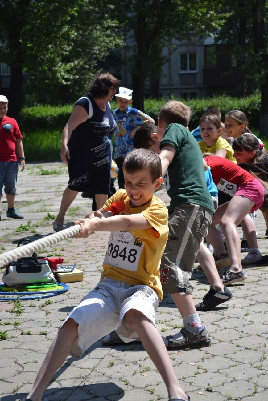 В Красноармейске прошел День олимпийского бега, фото-17