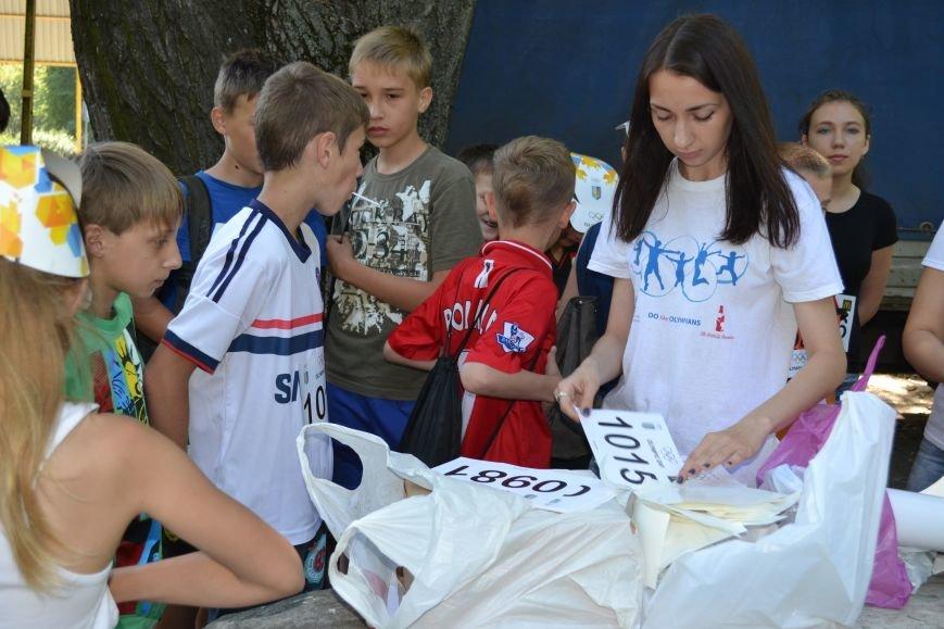 В Красноармейске прошел День олимпийского бега, фото-6