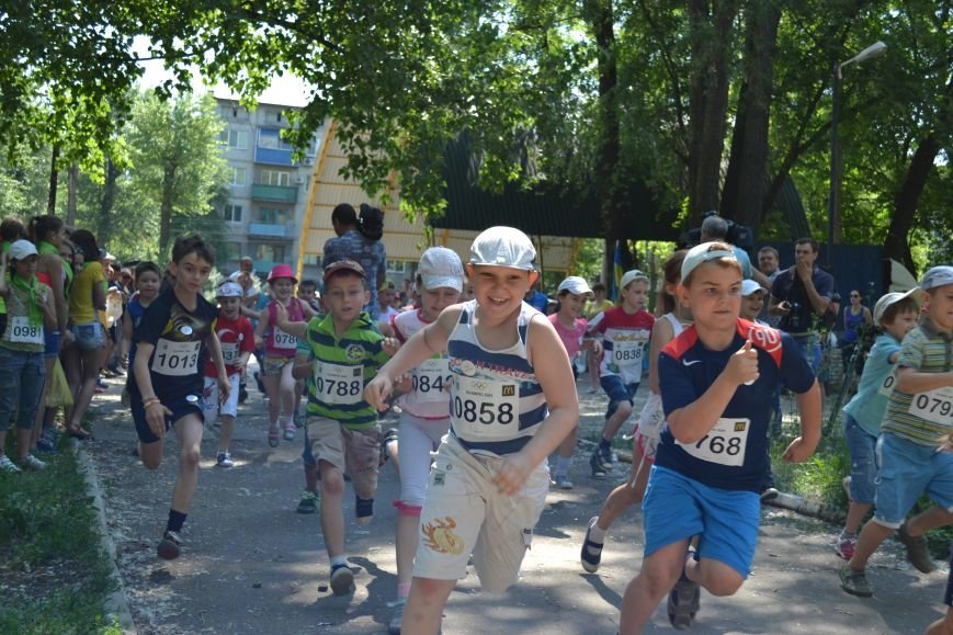 В Красноармейске прошел День олимпийского бега, фото-13