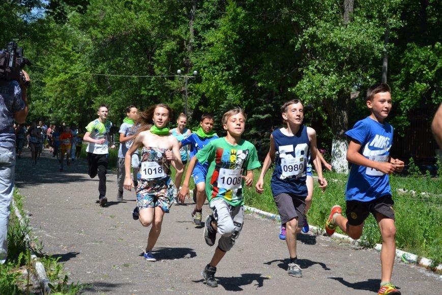 В Красноармейске прошел День олимпийского бега, фото-15
