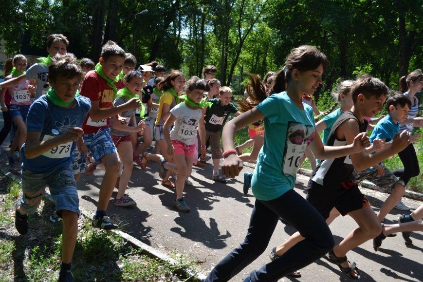 В Красноармейске прошел День олимпийского бега, фото-14