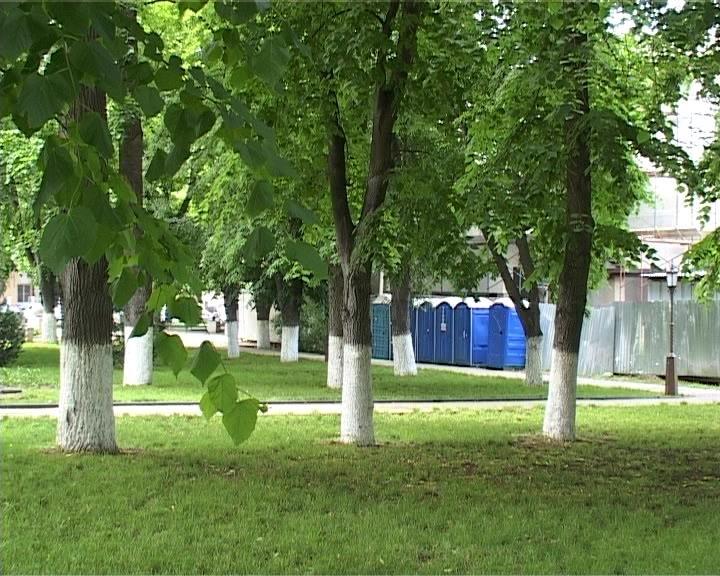 В Армавире нет бесплатных общественных туалетов даже в центре города (фото) - фото 1