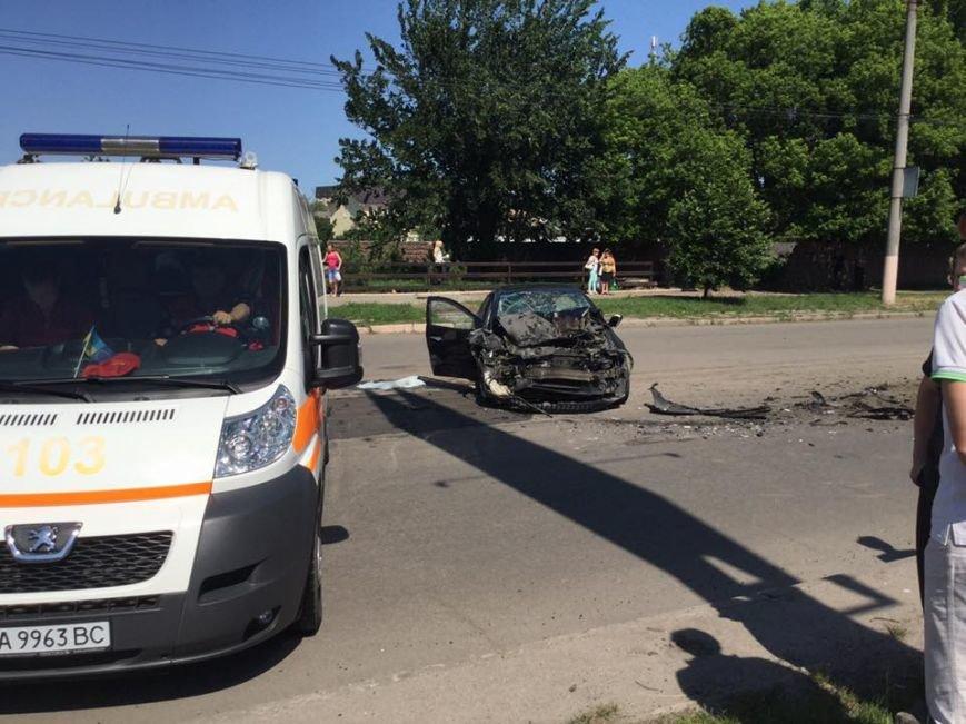 В Кировограде снова произошло шокирующее ДТП. ФОТО (фото) - фото 1
