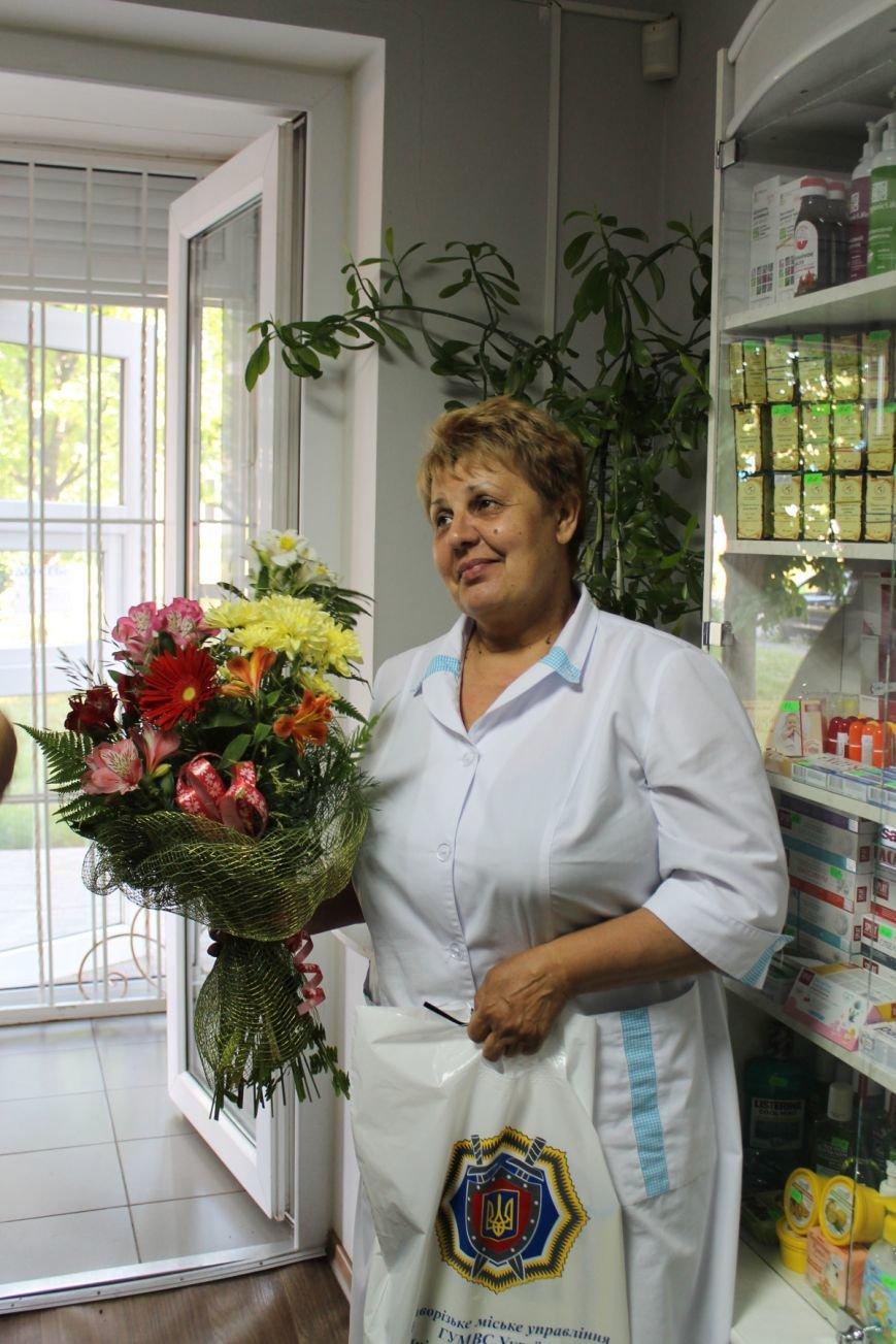Криворожанка получила благодарность от руководства городской милиции за помощь в поимке грабителя (ФОТО), фото-3