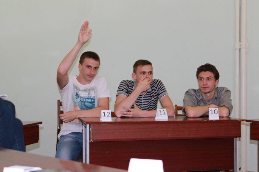 В стенах Красноармейского ДонНТУ проснулась мафия, фото-4