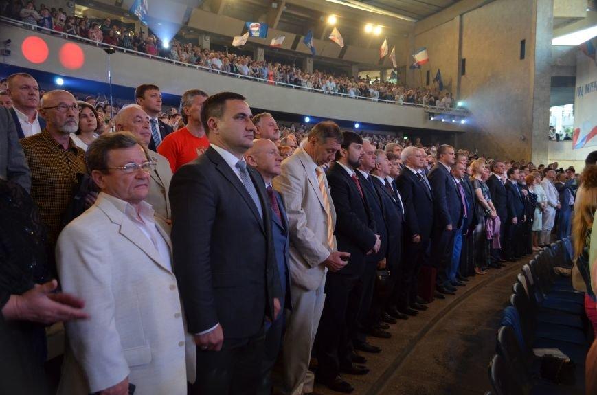В Крыму открылся фестиваль «Великое русское слово». «Здесь всегда был Русский дух», - подчеркнул Аксенов (ФОТО), фото-9
