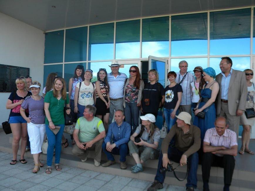 «Оглядини» журналістів Херсонщини (Фото) (фото) - фото 4