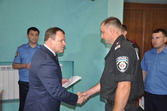 Кременчугские спецназовцы получили удостоверения участника боевых действий (фото) - фото 1