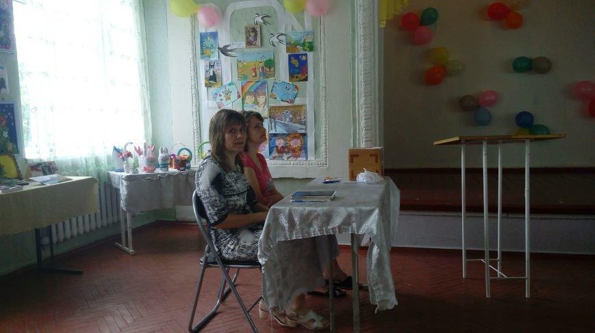 В Красноармейской школе №4 отчитались об итогах учебного года, фото-19